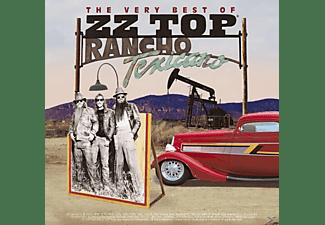 ZZ Top - Rancho Texicano-Very Best Of  - (CD)