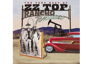 ZZ Top - Rancho Texicano-Very Best Of - (CD)
