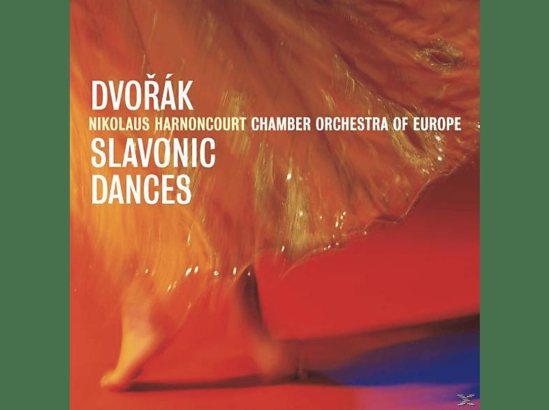 Nikolaus Harnoncourt - Dvorak: Slavonic Dances [CD]