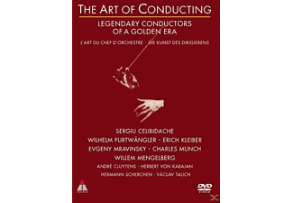 VARIOUS - The Art Of Conducting - Great Conductors Of The Past 2: Lege  - (DVD)