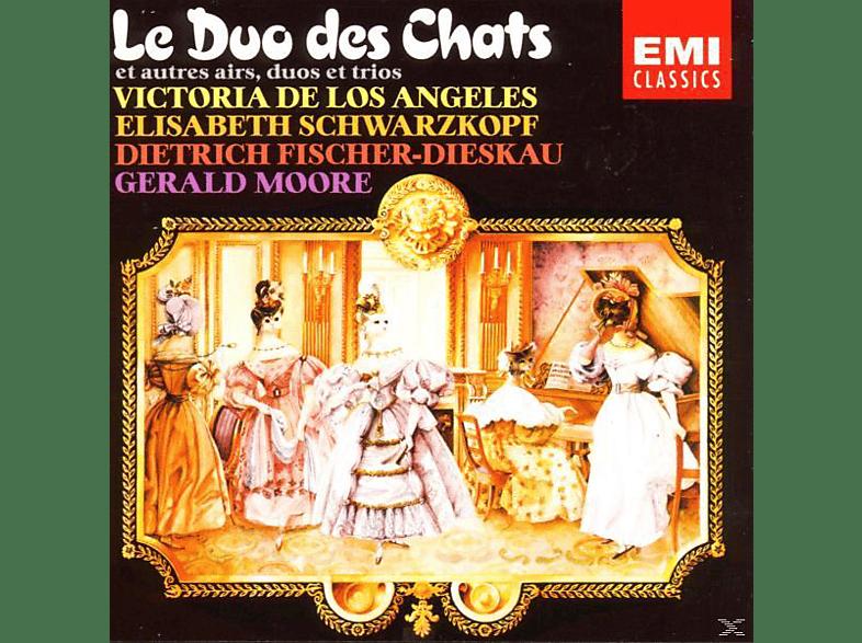 Gerald Moore - Le Duo Des Chats [CD]