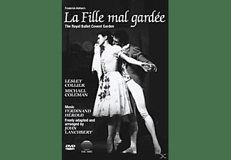 The Royal Ballet Covent Garden - La Fille Mal Gardee  - (DVD)