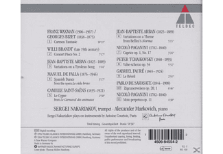 Markovich - Carmen-Fantasie  - (CD)