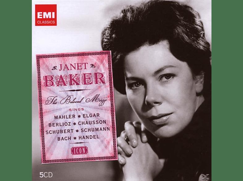 Janet Baker - The Legendary Dame Janet Baker [CD]
