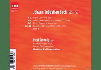 Bp, Nigel Kennedy, Nigel/bp Kennedy - Kennedy Plays Bach  - (CD)