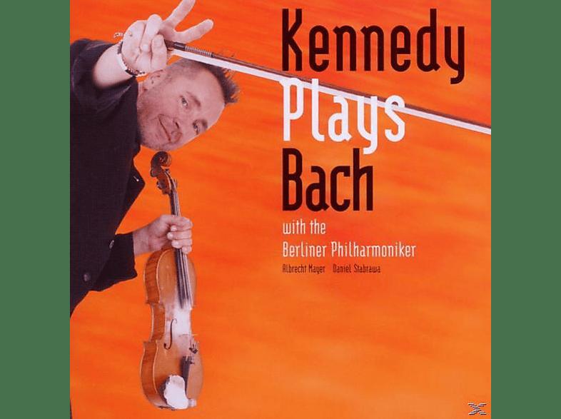 Bp, Nigel Kennedy, Nigel/bp Kennedy - Kennedy Plays Bach [CD]
