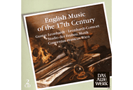 Leonhardt Consort - English Music Of The 17th Century [CD]