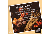 Pro Cantione Antiqua - El Siglo De Oro-Spanish Sacred Music Of The Renaissance [CD]