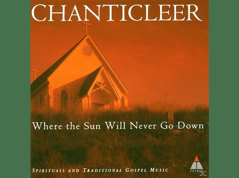 Chanticleer - American Folksongs [CD]