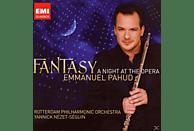 Emmanuel Pahud, Rotterdam Philharmonic Orchestra, Yannick Nezet Seguin - Fantasy: A Night At The Opera [CD]