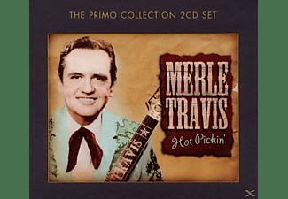Merle Travis - Hot Pickin'  - (CD)