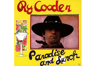 Ry Cooder - Paradise And Lunch - (CD)