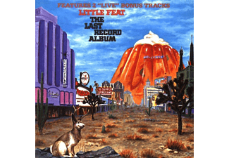 Little Feat - The Last Record Album - (CD)