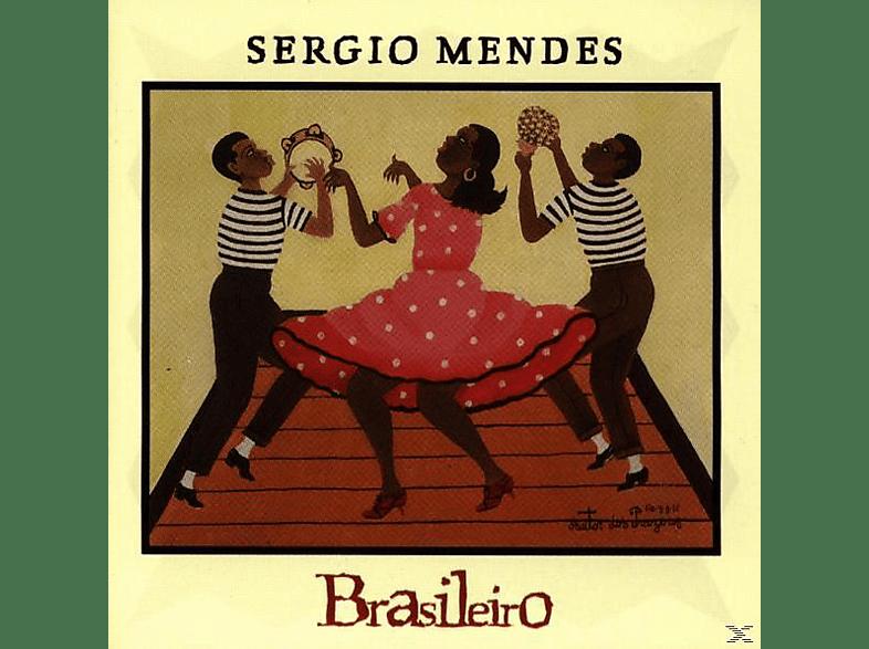 Sergio Mendes - Brasileiro [CD]