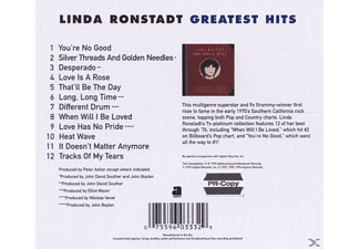 Linda Ronstadt - Greatest Hits (Vol.1)  - (CD)