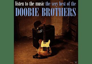 The Doobie Brothers - BEST OF THE DOOBIE BROTHERS  - (CD)