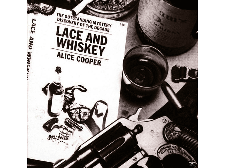 Alice Cooper - Lace & Whiskey [CD]