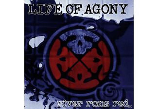 Life Of Agony - River Runs Red - (CD)