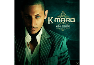 K-Maro - Million Dollar Boy - (CD)