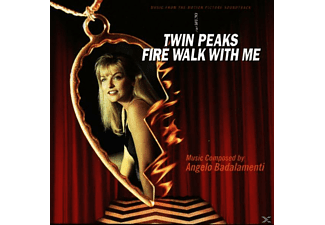 Angelo Badalamenti - Twin Peaks-Fire Walk With Me - (CD)