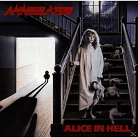 Annihilator - Alice In Hell [CD]