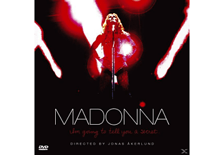 Madonna - I Am Going To Tell You A Secret (CD + DVD)