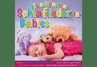 VARIOUS - Die schönsten Schlaflieder für Babies  - (CD)