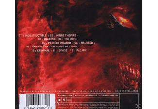 Disturbed - Indestructible  - (CD)