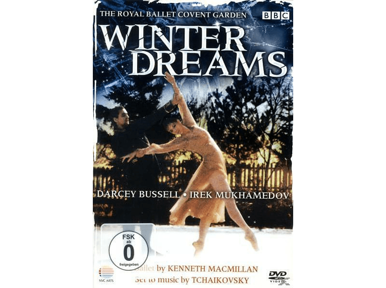 The Royal Ballet Covent Garden - Winter Dreams [DVD]