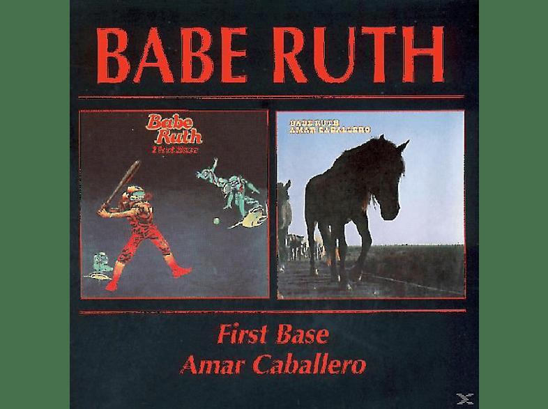 Babe Ruth - First Base/Amar Caballero [CD]