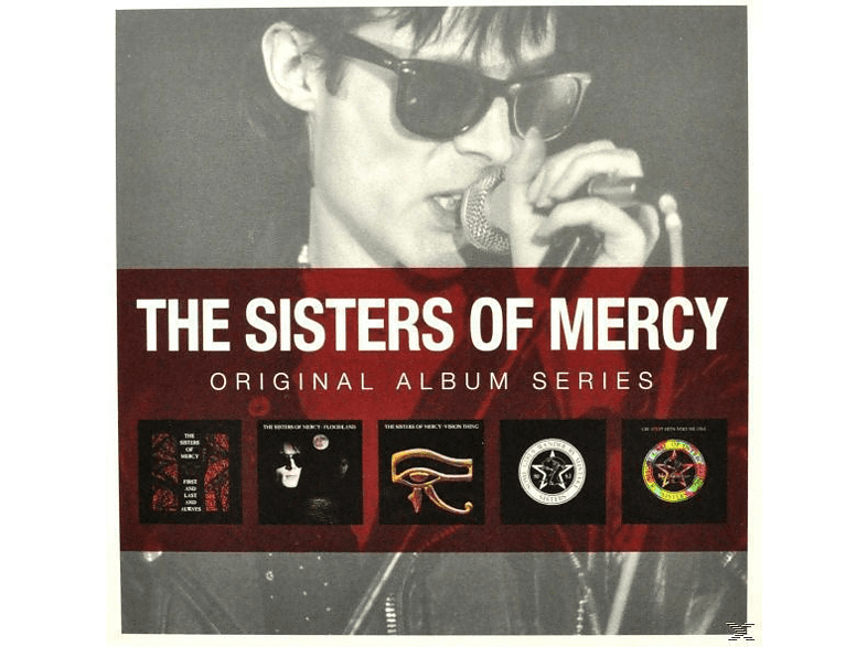The Sisters Of Mercy - Original Album Series [CD]