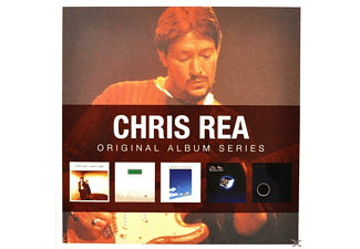 Chris Rea - ORIGINAL ALBUM SERIES  - (CD)