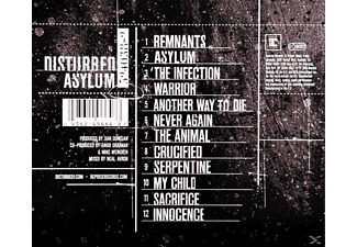 Disturbed - Asylum  - (CD)