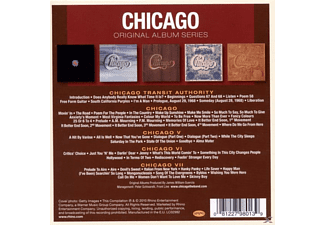 Chicago - Original Album Series  - (CD)