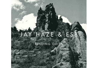 Jay Haze & Esb - Finding Oriya  - (CD)