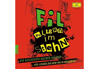 Fil - Pullern Im Stehn (Live-Lesung)  - (CD)