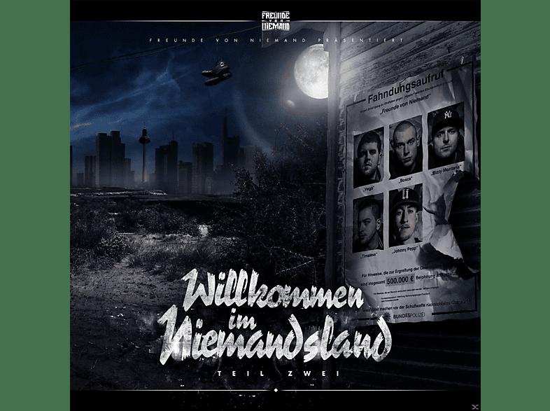 Freunde Von Niemand Präsentiert - Willkommen Im Niemandsland Teil Zwei [CD]