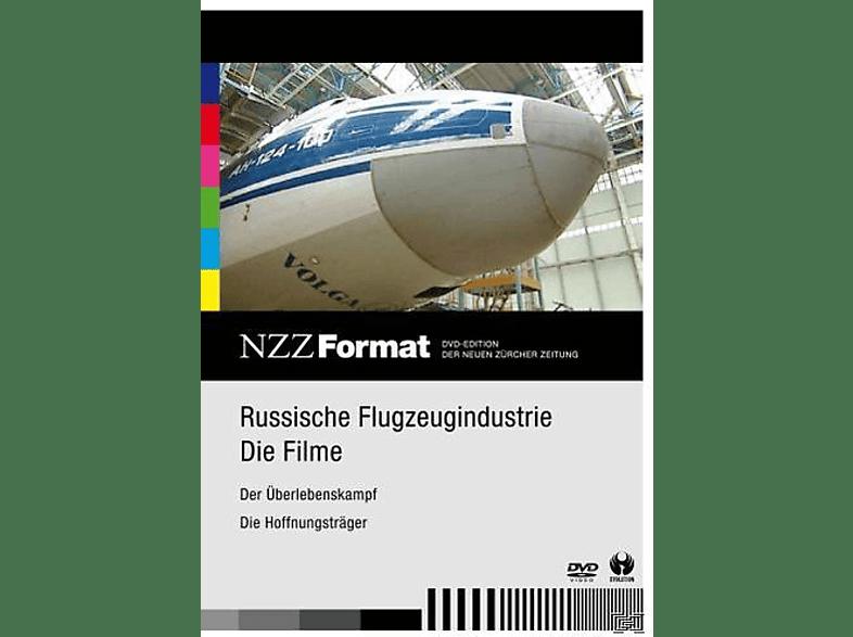 Russische Flugzeugindustrie [DVD]