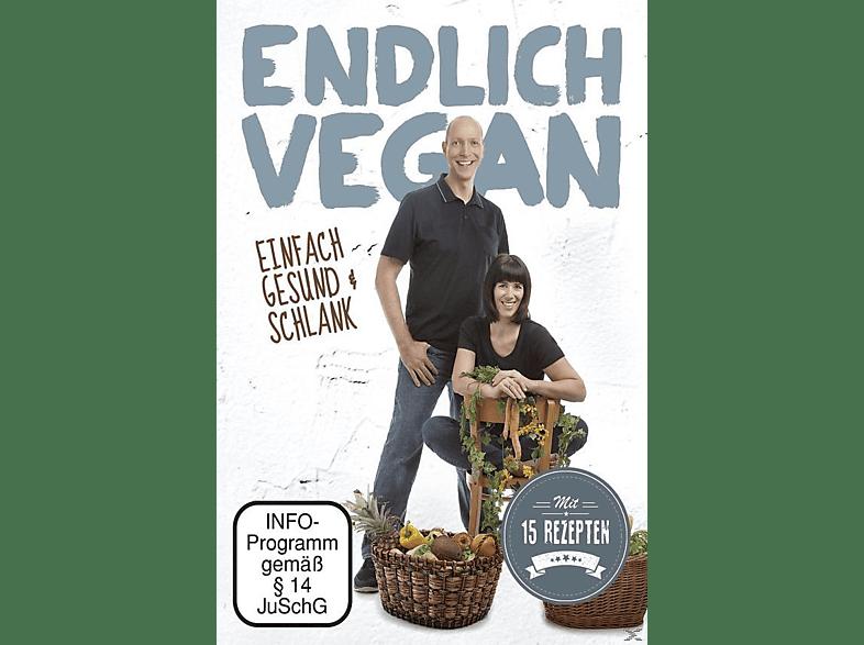Endlich Vegan - Einfach gesund & schlank [DVD]