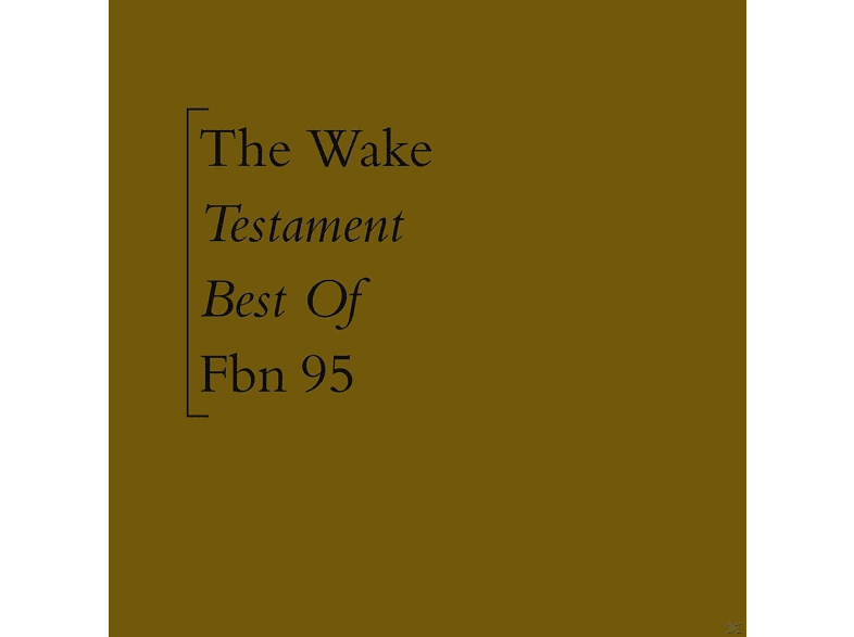 The Wake - Testament (Best Of) [LP + Bonus-CD]