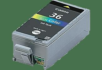 CANON CLI-36 COLOUR Tintenpatrone mehrfarbig (1511B001)