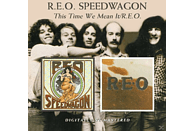 REO Speedwagon - This Time We Mean It - Reo [CD]
