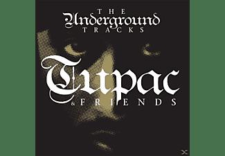 Tupac & Friends - The Underground Tracks  - (Vinyl)