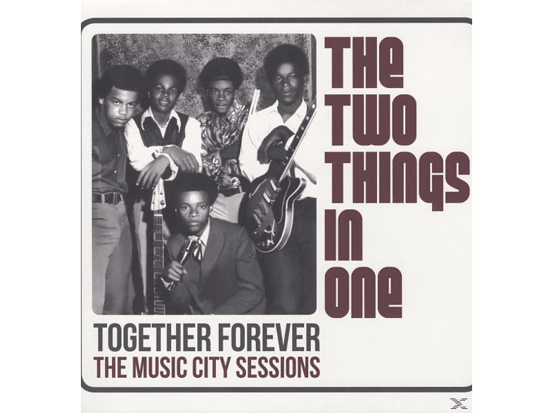 The Two Things In One - Together Forever-Music City Sessions [Vinyl]