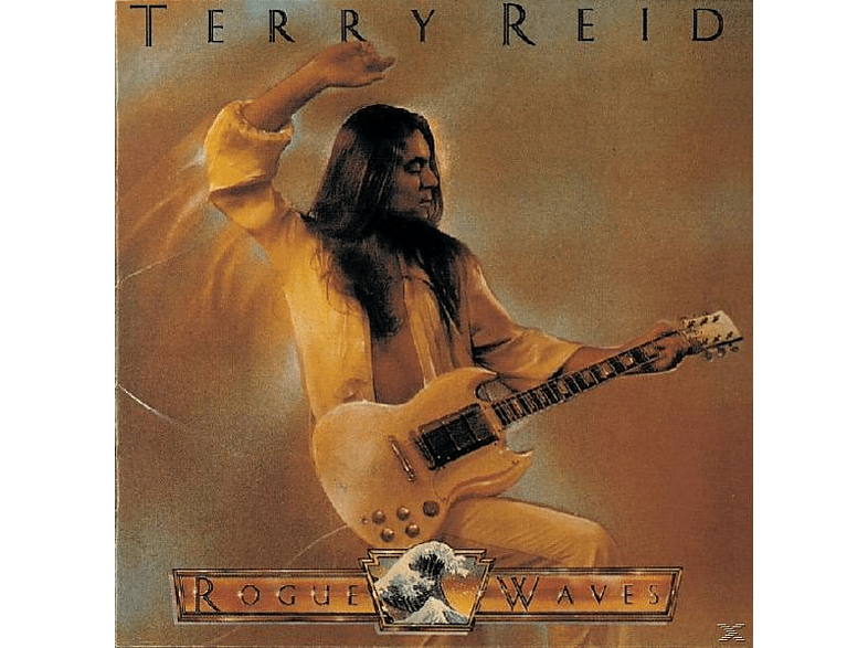 Terry Reid - Rogue Waves [CD]