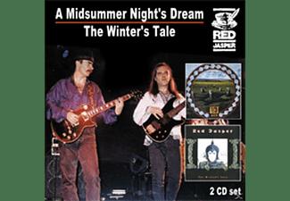 Red Jasper - A Midsummer Night's Dream/The Winter's Tale  - (CD)