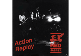 Red Jasper - Action Replay  - (CD)