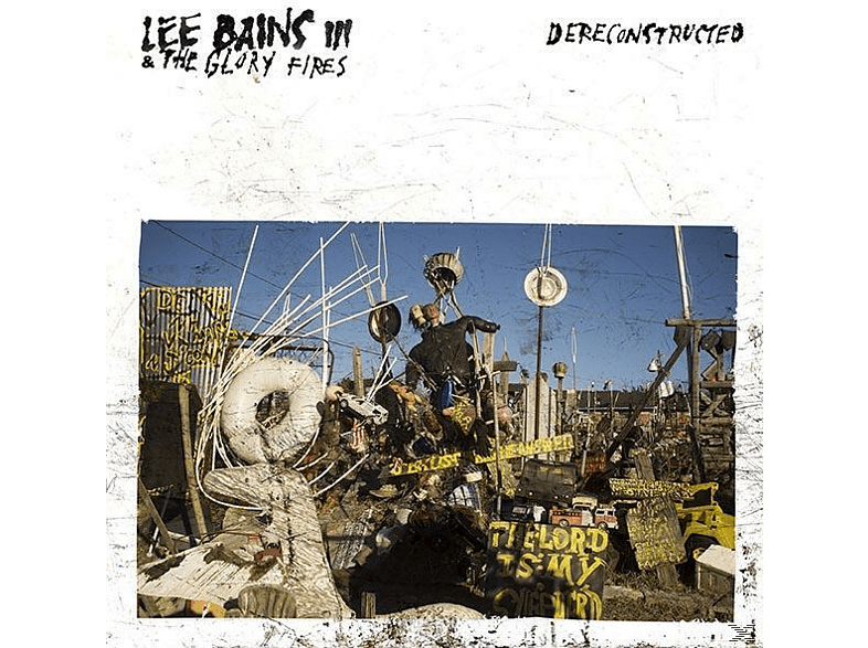 The Glory Fires, Lee Bains Iii - Dereconstructed [CD]