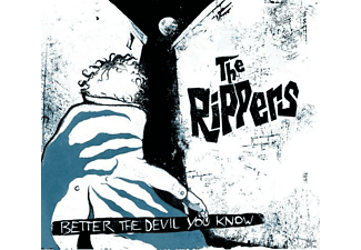 The Rippers - Better The Devil You Know - (CD)