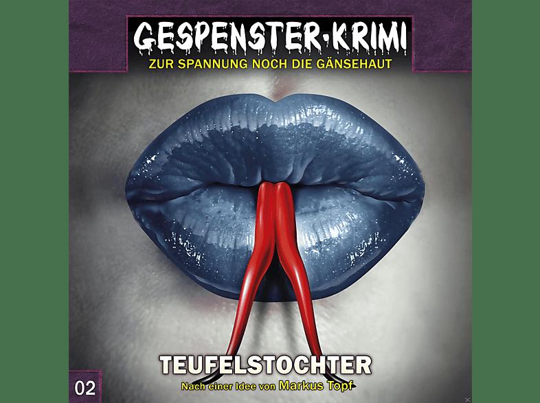 Markus Topf - Gespenster Krimi 02-Teufelstochter - (CD)
